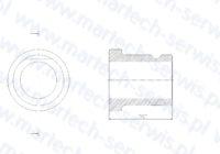 tuleja narzędziowa S54