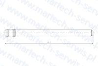 zabezpieczenie rygla grota HB2200