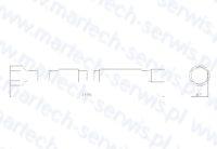 Szpilka spinająca HM2100