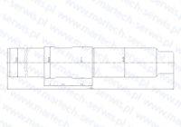 Tłok MB1200
