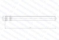 Zabezpieczenie tulei MB1200