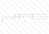 Tłok MB125