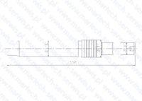 Tłok do młota Indeco HP150