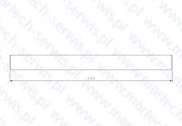 Zabezpieczenie rygla grota HB20G